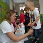 Spotkanie z Panią Stomatolog- maj 2013