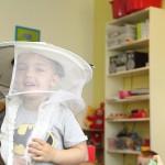 Wizyta Pszczelarza z Tęczowej Pasieki